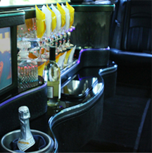 Stretch limousine LAX Limo Service